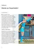 Was entscheidend ist für den perfekten Verkaufsauftritt – Das SHE works! Magazin im April 2020 - Page 6