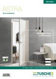 ASTRA | Türenkollektion CPL 4.0