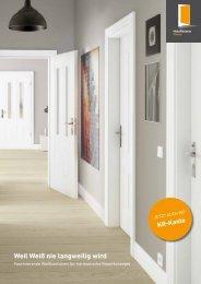 HolzMeister | Weißlacktüren