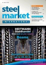 Steel Market 01 / 2020