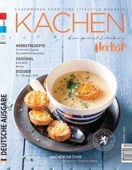 KACHEN #20 (Herbst 2019) Deutsch Ausgabe