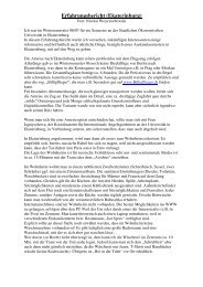 Erfahrungsbericht (Ekaterinburg) - Europa-Universität Viadrina ...
