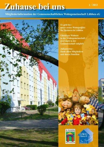 Zuhause bei uns - gwg-luebben-eg.de