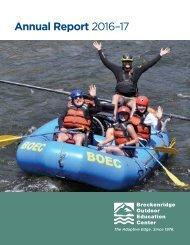 BOEC 2016-17 Annual Report