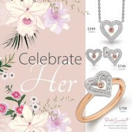 Facets Showcase Jewellers Mothers Day 2020 Catalogue