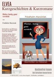 Friedhelm Marciniak: Heiter, lustig, ganz verrückt (Sonderedition)