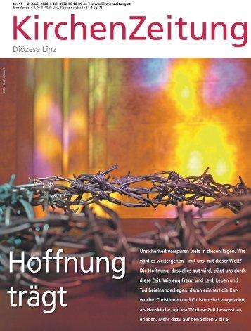 Kirchenzeitung Nr 14 2020