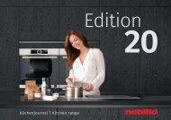 Nobilia Küchenjournal 2020 Möbel Buss