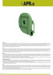 Hochdruckventilator - APRIc 1 - Ventilatoren von KONZ