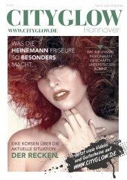 CityGlow Hannover Magazin 04.2020