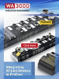 WA3000 Industrial Automation April 2020 - International Edition