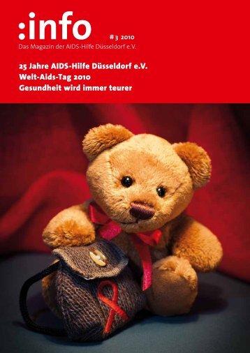 Die Rote Schleife Welt-Aids-Tag 2010 - AIDS-Hilfe Düsseldorf eV ...
