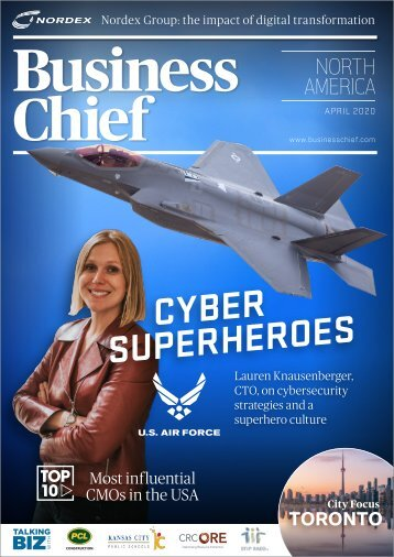 Business Chief Americas April 2020