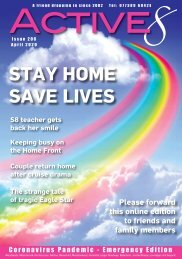 Active8 issue 206 April 2020
