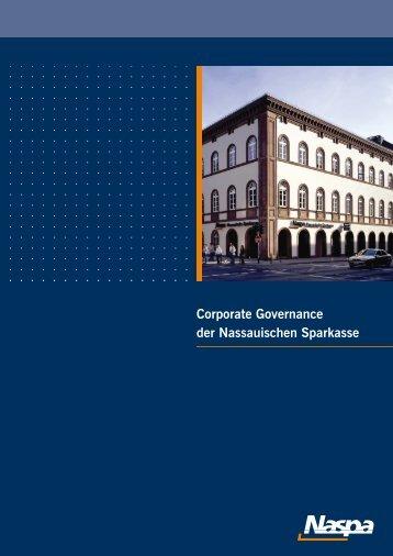 2. Naspa Corporate Governance