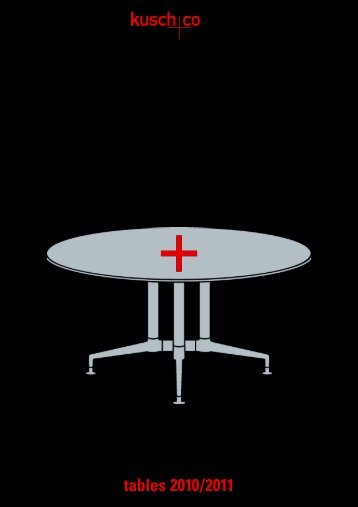 tables 2010/2011 - Architonic