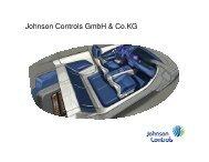 Johnson Controls GmbH & Co.KG
