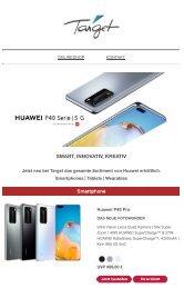 Huawei - jetzt neu bei Target