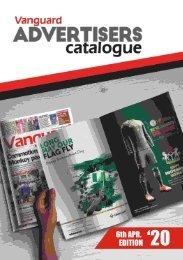 advert catalogue 06 April 2020