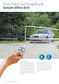 Drehtorantrieb Elegance 2500 - Normstahl - Seite 6