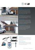 Drehtorantrieb Elegance 2500 - Normstahl - Seite 7