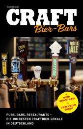 Meiningers Craft Bier-Bars Leseprobe