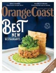 Orange Coast Magazine - April 2020