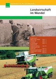 Landwirtschaft - information.medien.agrar eV