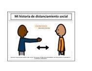 Mi historia de distanciamiento social