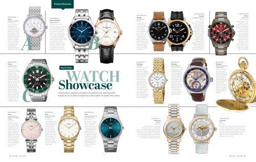 Jeweller - 2020 Watch Showcase