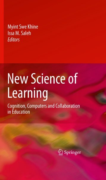 New Science of Learning - Knowledge Building International Project