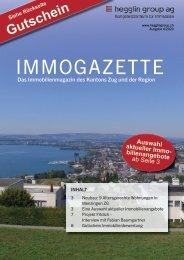Immobilienmagazin Frühling 2020