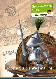 Eurotours - Gruppenreisen 2013