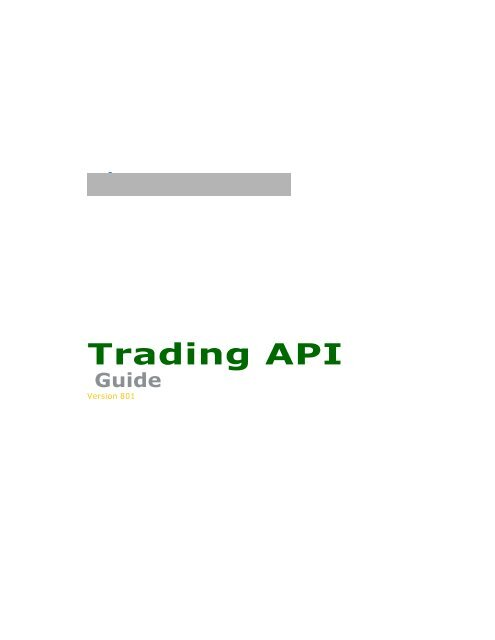 Trading Api Ebay Developers