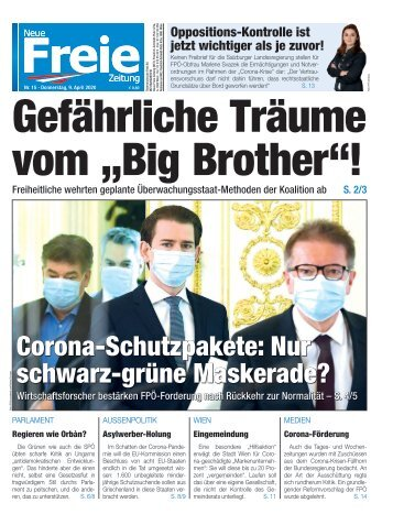 """Gefährliche Träume vom """"Big Brother"""""""