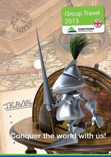 Eurotours - Group Travel 2013