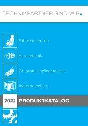 Blauer Katalog 2020