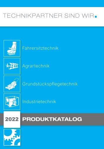 Blauer Katalog 2021