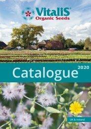 Catalogue Vitalis Uk & Ireland 2020