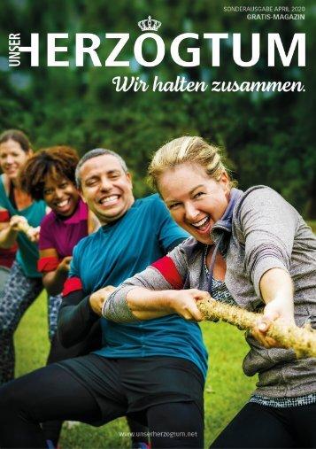 UNSER HERZOGTUM - Wir halten zusammen 1