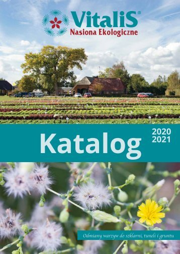 Katalog Vitalis 2020-2021