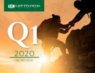 2020 Q1 In Review - Laff Financial