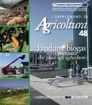 Produrre biogas - Ermes Agricoltura