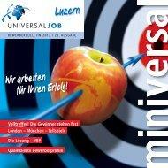 Luzern (PDF) - Universal-Job AG