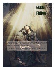 Good Friday Worship Aid