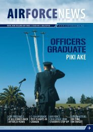 Air Force News Issue 95 - Royal New Zealand Air Force