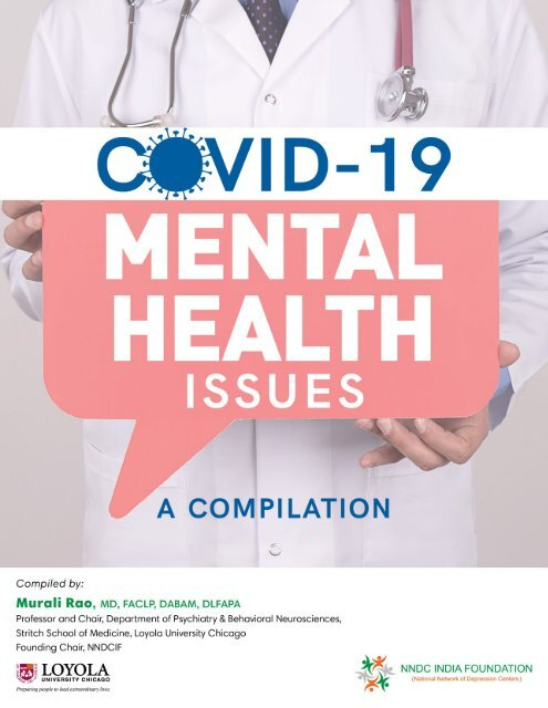 COVID-19 Mental Health Issues: A Compilation