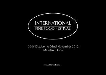 Backup of Untitled - International Fine Food Festival - Dubai