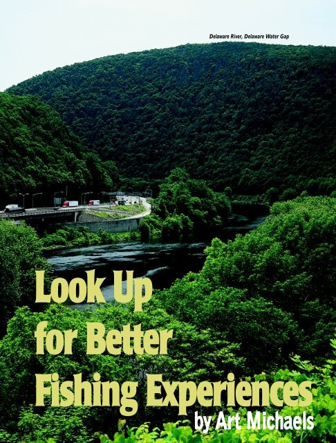 Delaware River, Delaware Water Gap - Pennsylvania Fish and Boat ...
