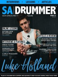Issue 12 - Luke Holland - April 2020